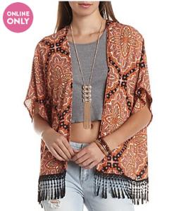 Kimono Fringe Save